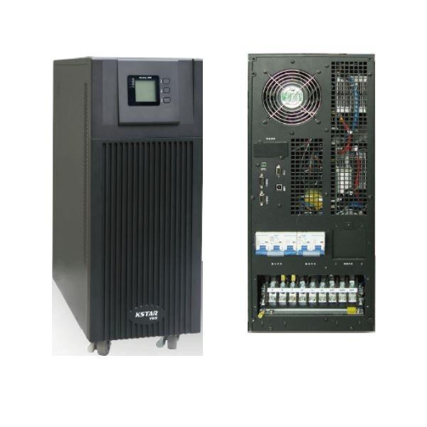 科士达UPS电源YDC3380 80KVA 72KW在线式稳压外接电池销售基地示例图3