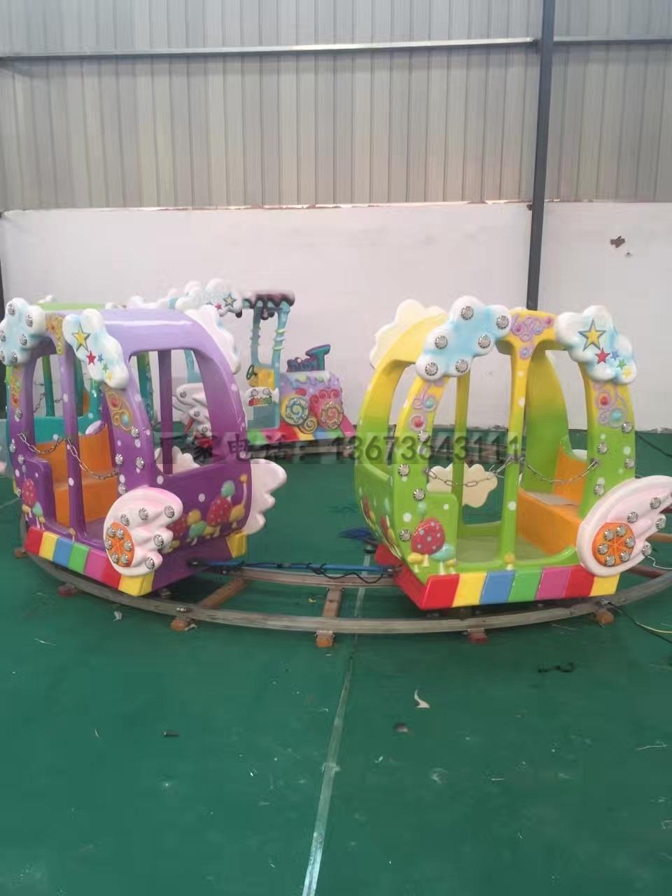 儿童游乐设备桑巴气球 厂家直销 郑州大洋8臂桑巴气球公园游乐示例图48
