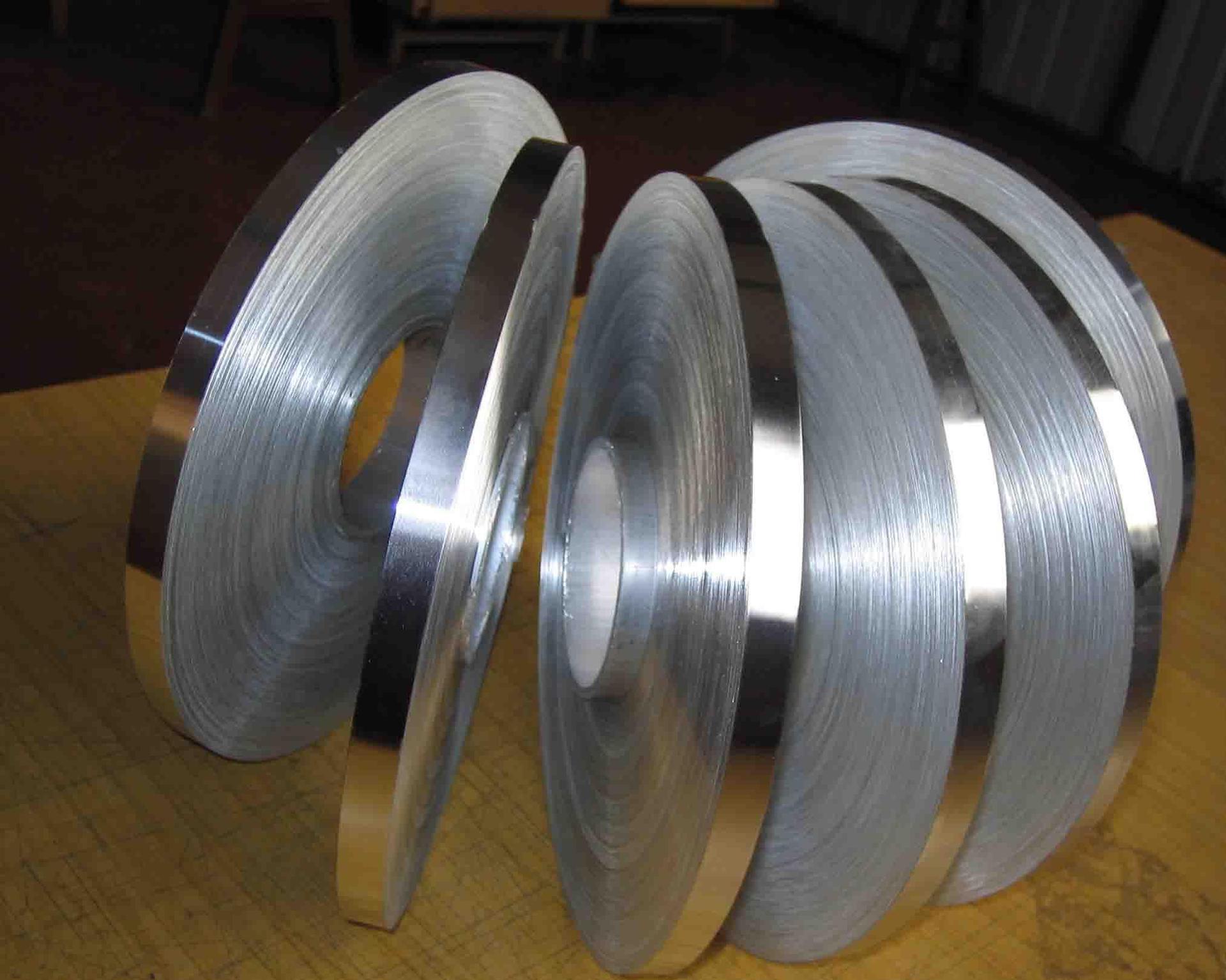 上海大小五条筋防滑铝板1060花纹铝板条筋花纹铝板示例图1
