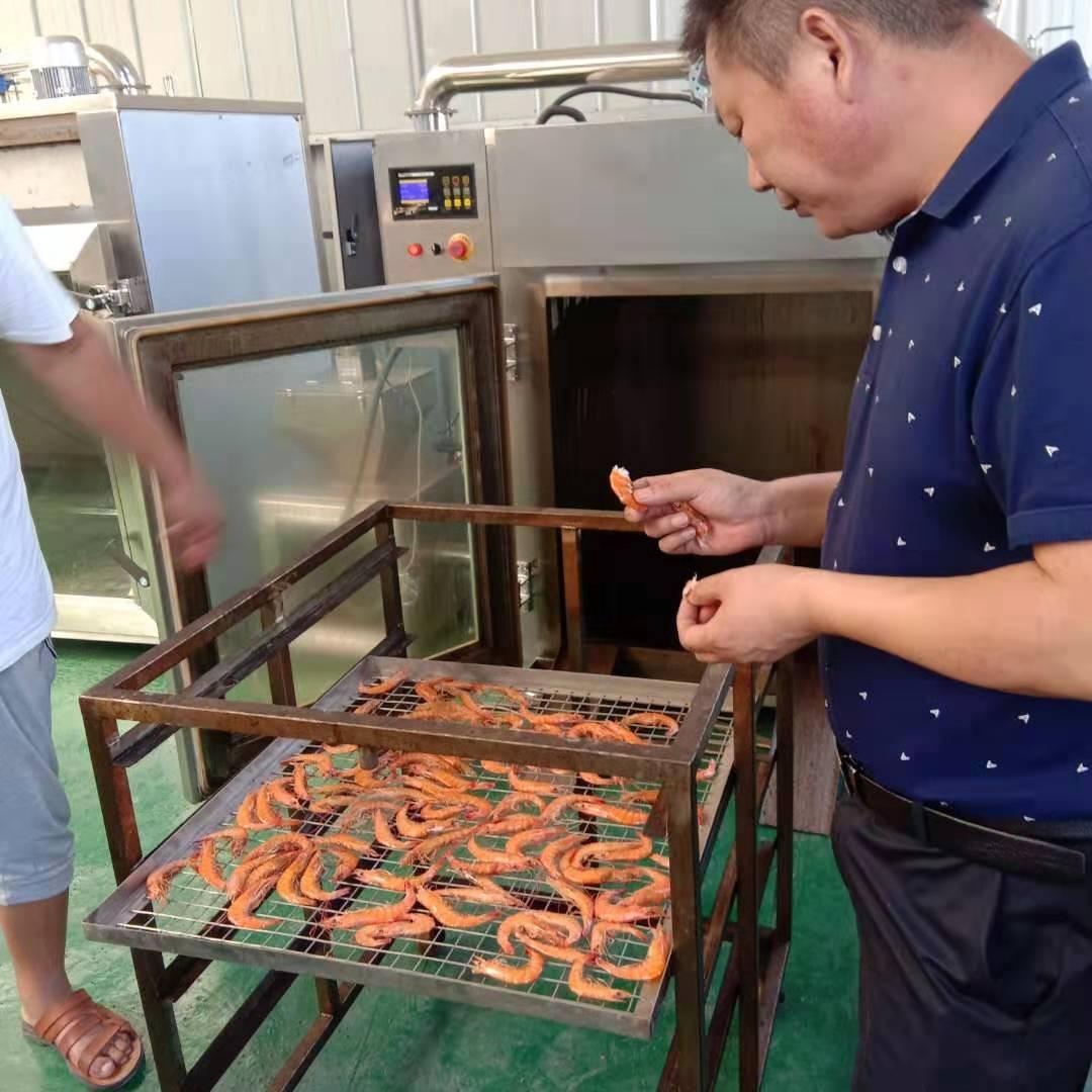 全自动烟熏炉 食品机械大型设备 豆干腊肉烟熏炉批发 供应商示例图6