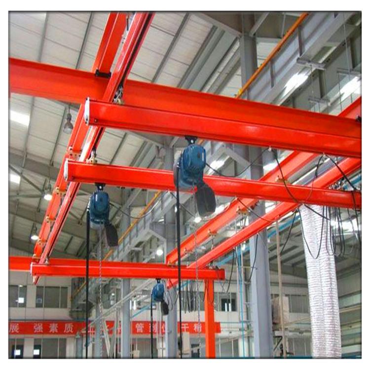 出售轻小型电动柔性吊 200GK 500GK立体框架式柔性吊 品质保证示例图3