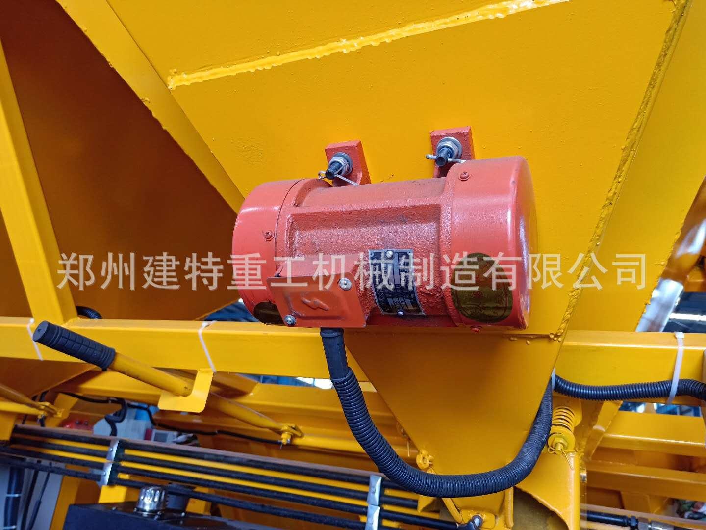 辽阳厂家直销一拖二混凝土喷浆车 自动上料喷浆车 喷浆设备示例图16