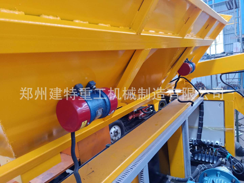 厂家直销内蒙古工程一拖二  混凝土喷浆车 自动上料喷浆车 喷浆车示例图17