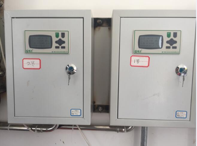 印染厂无线采集机台蒸汽流量计 厦门精川送云平台示例图12