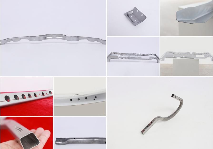 斯塔克光纤金属激光切割机器人 大功率金属激光切割加工设备示例图13