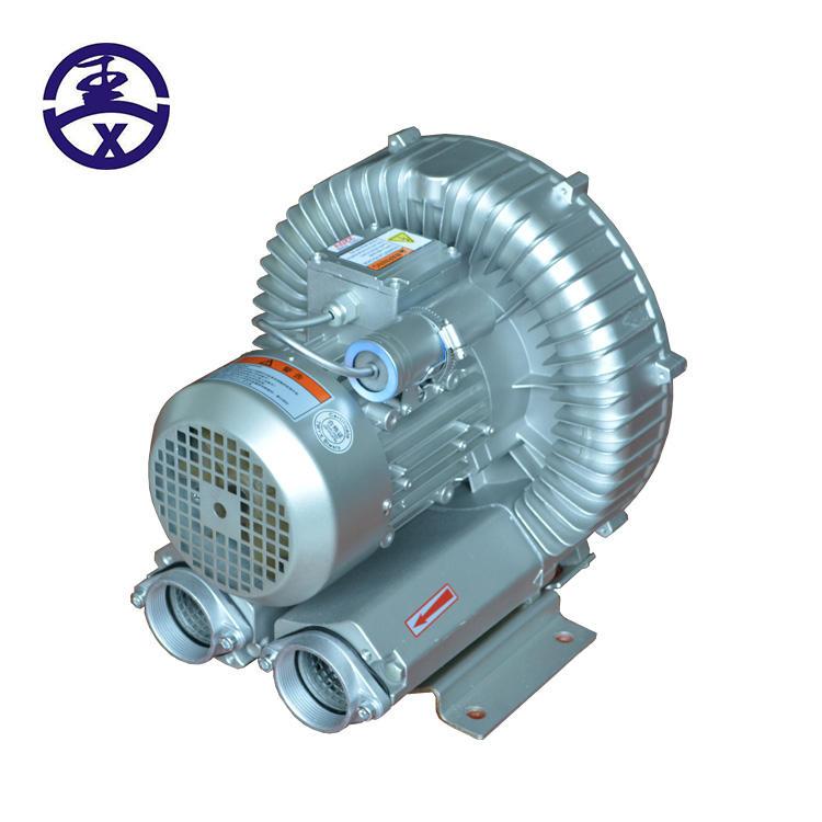 高压鼓风机 高压漩涡风机 高压旋涡气泵 涡流式真空泵 防爆高压鼓风机 变频防爆漩涡风机大量现货全风品牌示例图2