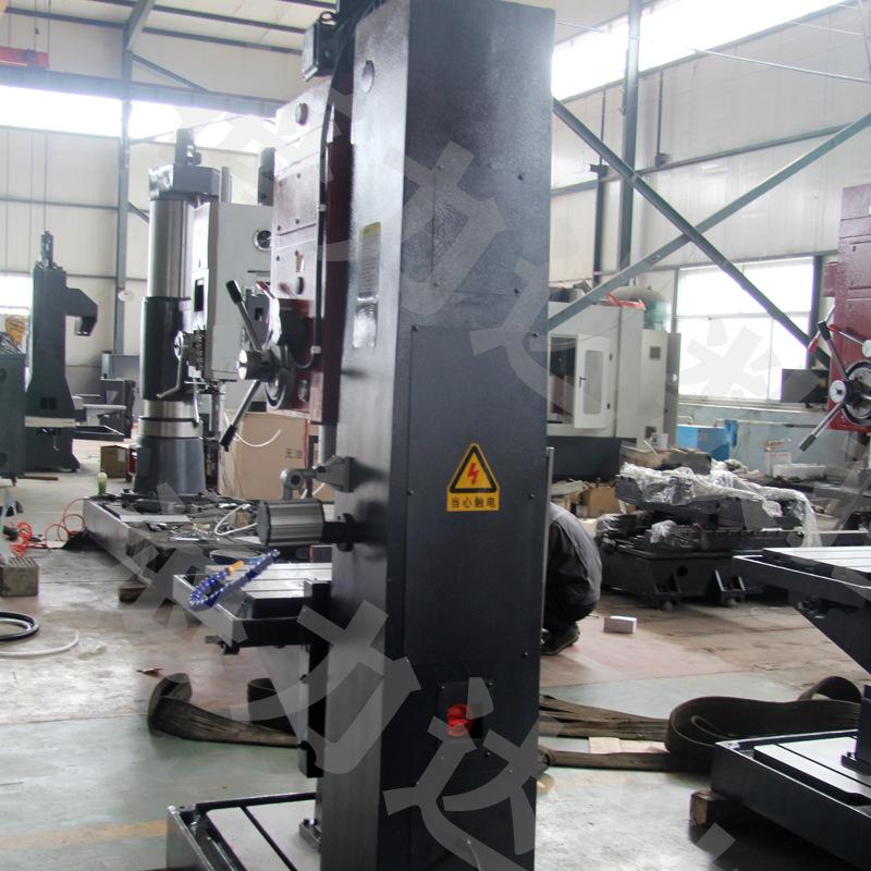 立式钻床 Z5150C 深孔立式钻床 方柱式立钻 经济实用 厂家现货示例图15