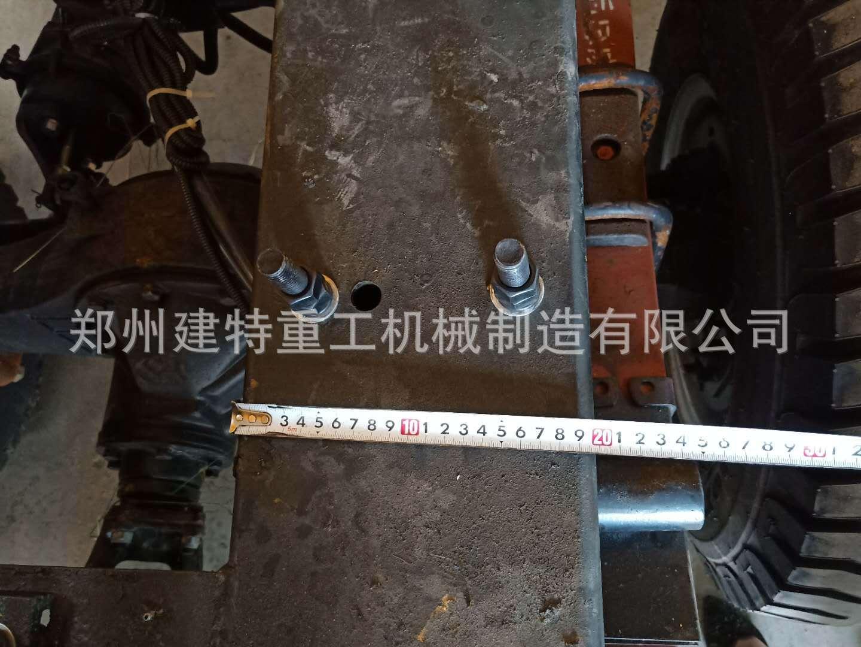 广西地区厂家直销自动上料喷浆车  混凝土喷浆车  喷浆机组示例图13