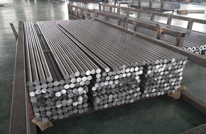 弘立7050铝棒现货 直径4.0-400mm 长度2500mm 可任意切割示例图18