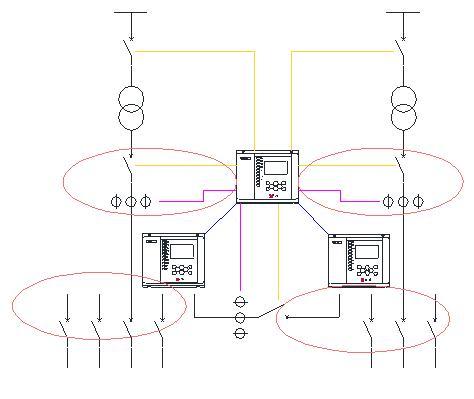 安科瑞ARB5-E弧光保护扩展单元 弧光信号采集 采集30路弧光信号示例图4