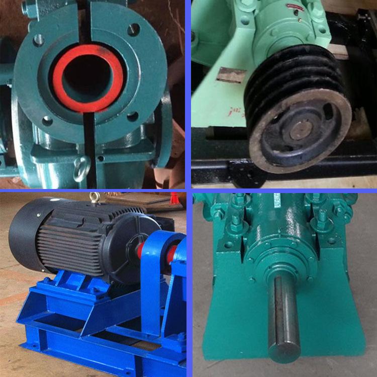 奧泉廠家生產ZJ礦用渣漿泵 無堵塞排污泵 離心式渣漿泵 柴油機離心泵 機械密封浮選泵示例圖11