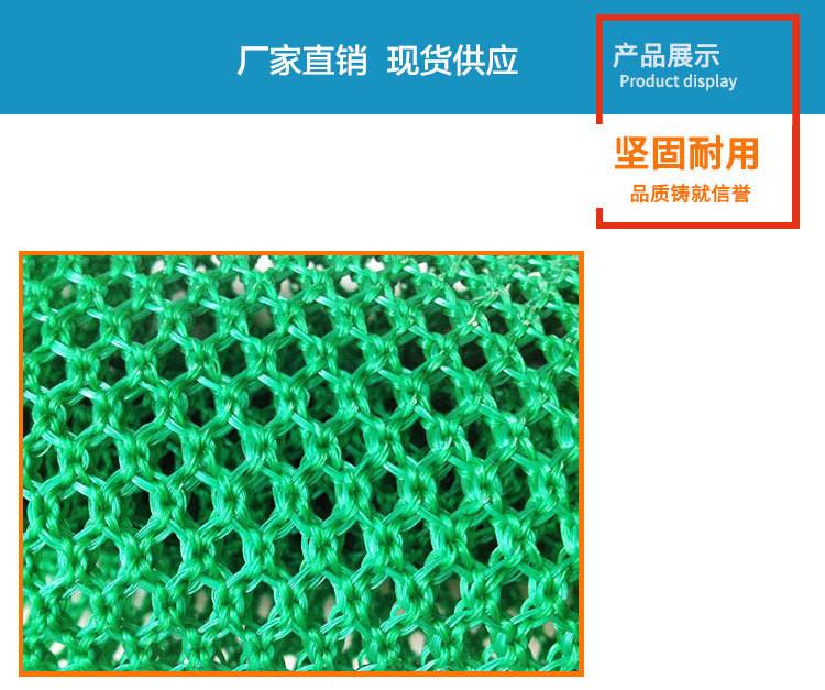 塑料防风抑尘网,塑料防风抑尘墙,塑料编织防风抑尘网,港口塑料挡风抑尘墙定做示例图4