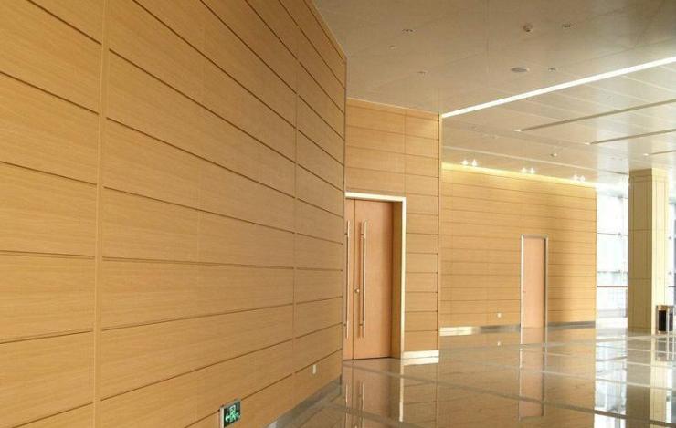 直供各种纹路颜色4d3d木纹铝单板 腐蚀木纹铝单板 手感木纹铝单板示例图10