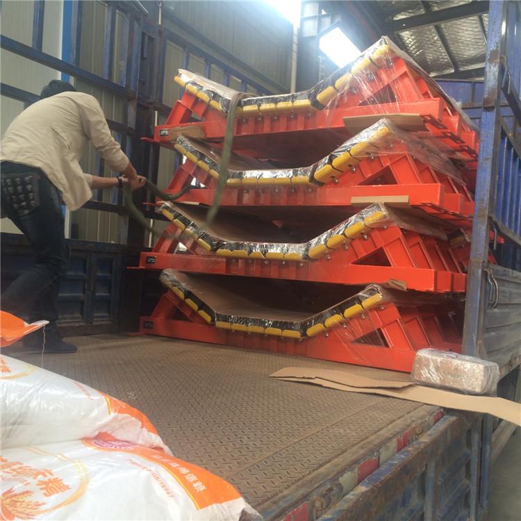 1煤矿缓冲床  耐冲击缓冲床 钢厂配套缓冲床示例图15