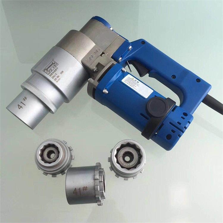 悍博扭剪型电动扳手 扭剪型高强螺栓电动扳手 扭剪螺栓扳手电动扳手示例图5