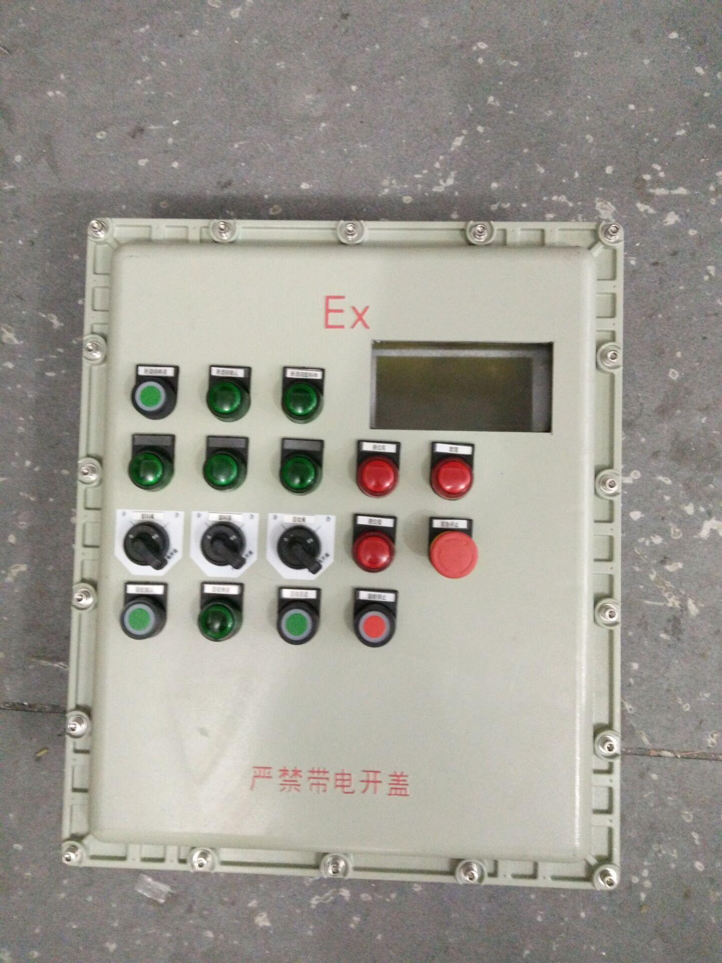 BXM(D)-DIP粉尘防爆配电箱