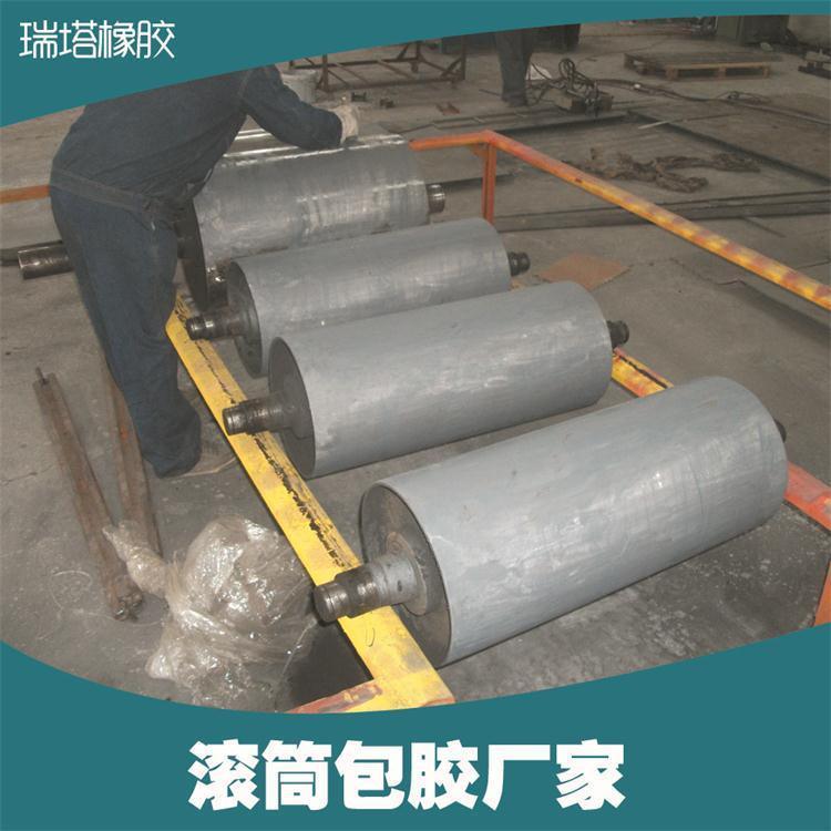 滚筒包胶专用冷硫化胶板厂家 冷粘菱形胶板厚度参数示例图15