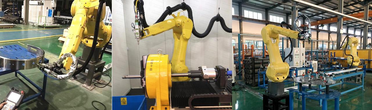 光纤金属激光切割机 机械手三维激光切割机 激光切割机设备厂家 好品质选斯塔克激光示例图6