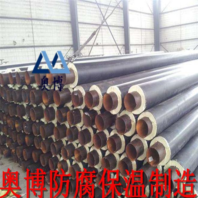 现货供应 聚乙烯夹克管 高密度聚乙烯夹克管 保温管外护管厂家示例图3