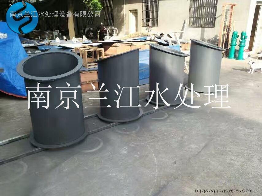 南京兰江QJB-W1.5污泥回流泵 膜池穿墙泵示例图5