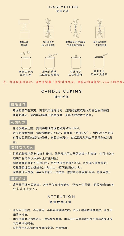 工厂定制七彩珠光玻璃杯家居植物精油环保进口大豆蜡香薰蜡烛示例图18