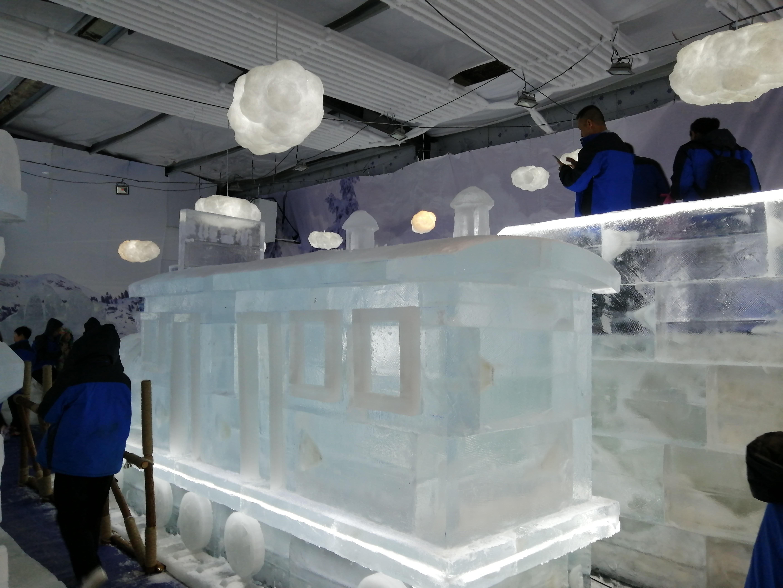 众暖冰雕师傅