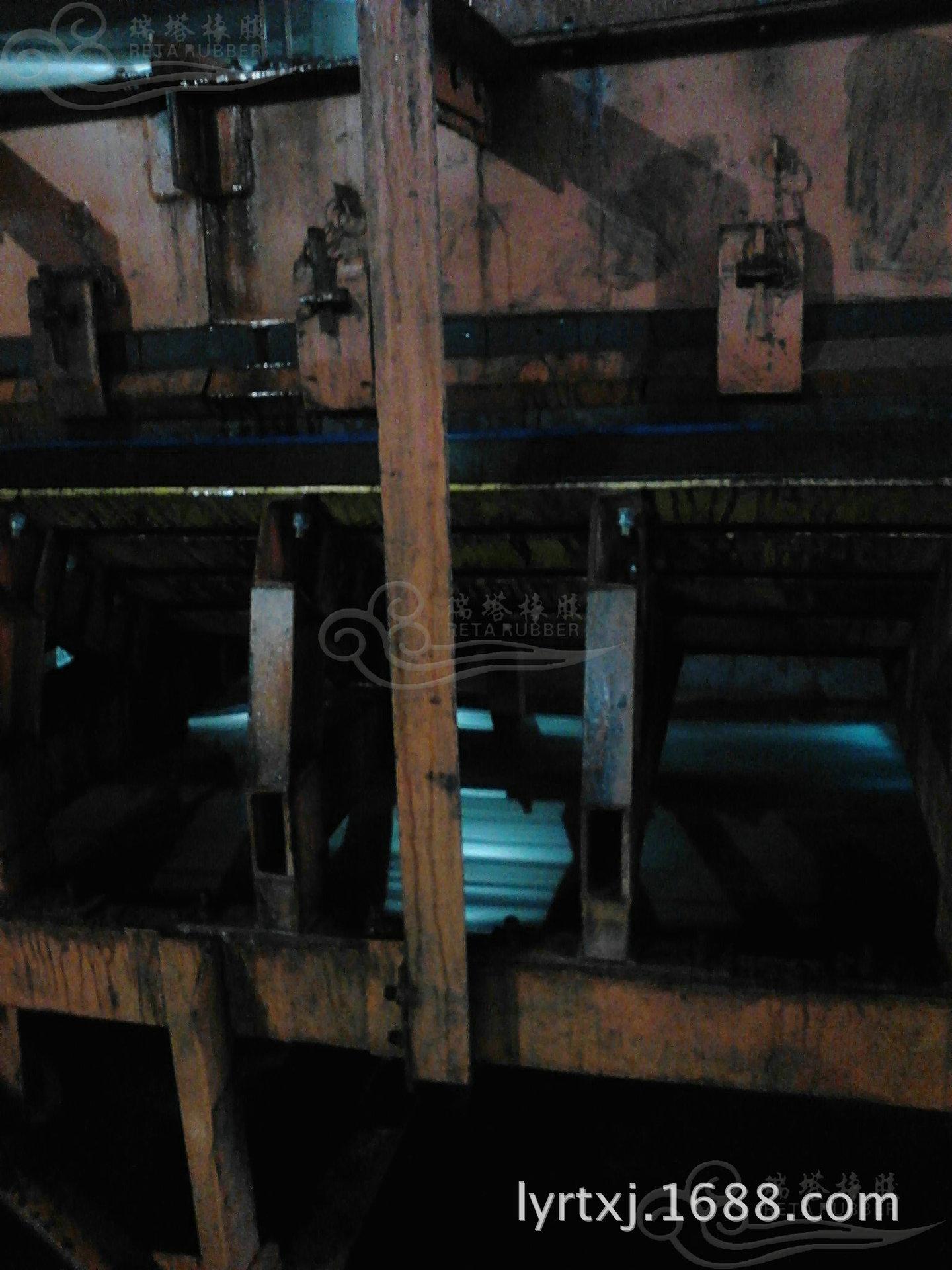 优质大唐电厂缓冲床配套缓冲条   缓冲床专用缓冲条 阻燃缓冲条示例图11