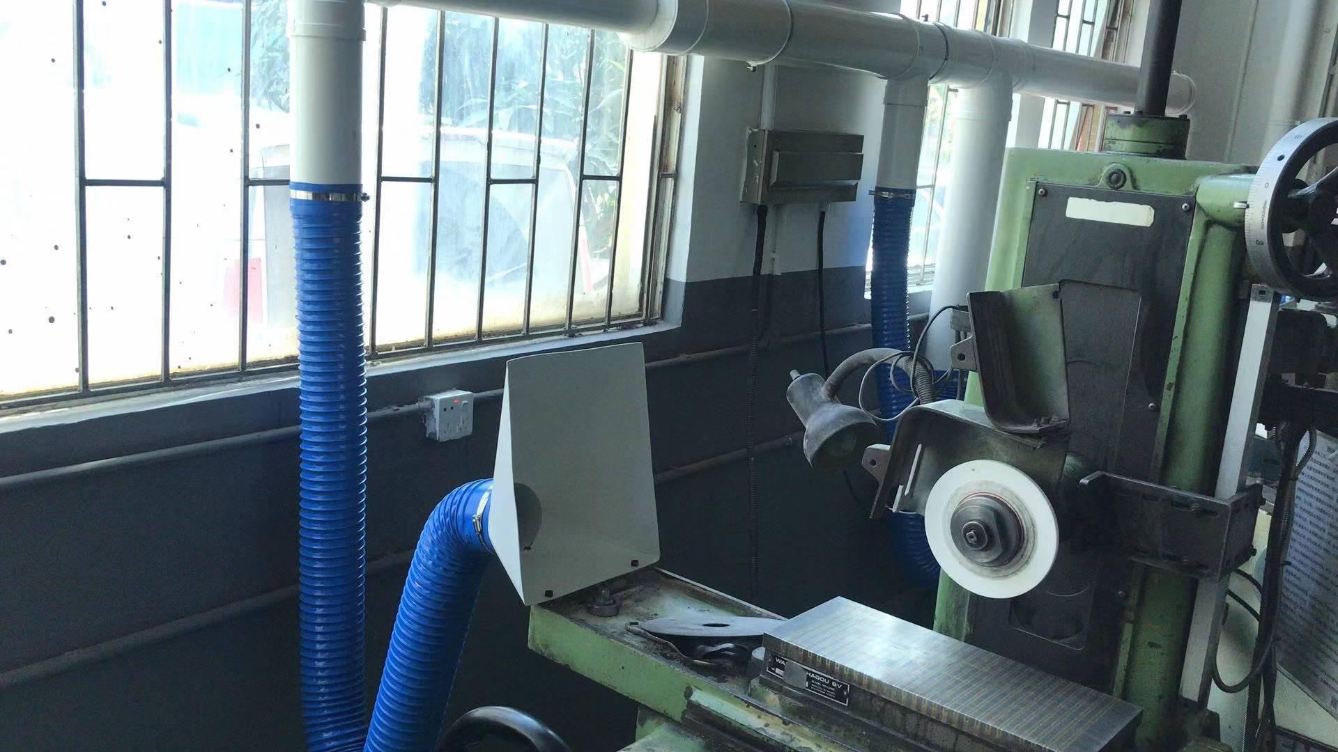砂带机除尘设备 石墨粉尘吸尘装置 TWYX工业磨床吸尘机示例图14