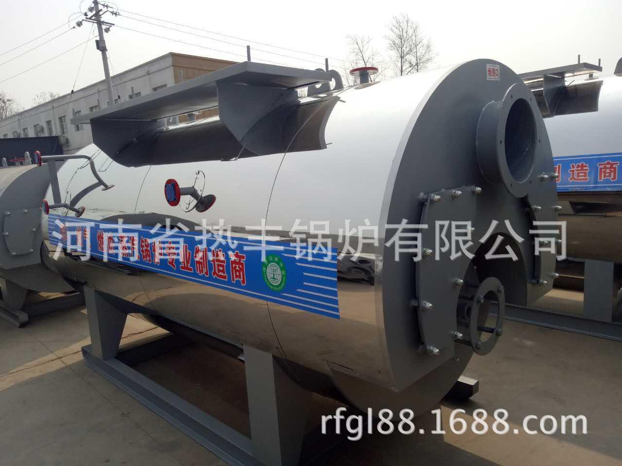 低价销售 二手1吨生物质或燃气蒸汽锅炉 节能环保示例图4