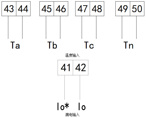 厂家直供安科瑞环保设备在线监测电能表ADW300系列lora无线通讯电能表示例图12