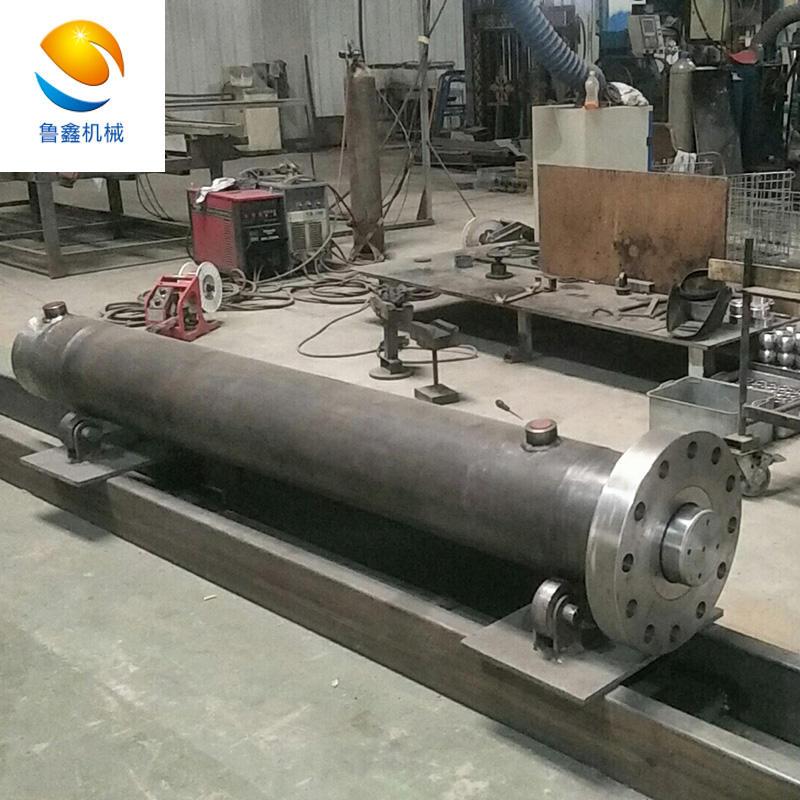 环保工程车辆液压油缸厂家定做批发 80/65-300 济南鲁鑫示例图13