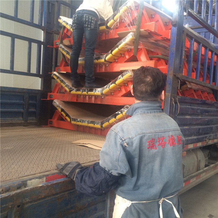 物料输送系统新型的缓冲床厂家生产的缓冲床质量好价格便宜示例图14