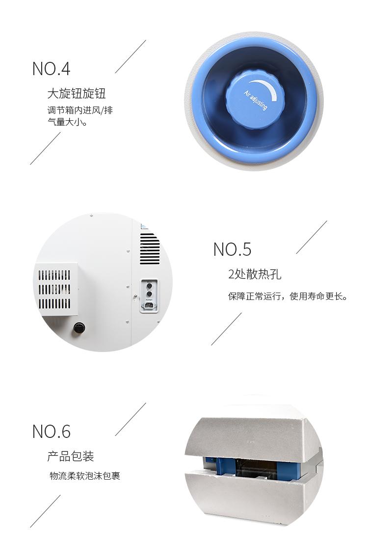上海泓冠 DHG-9023A 实验室鼓风干燥箱  烘箱 干燥箱 恒温干燥箱示例图4