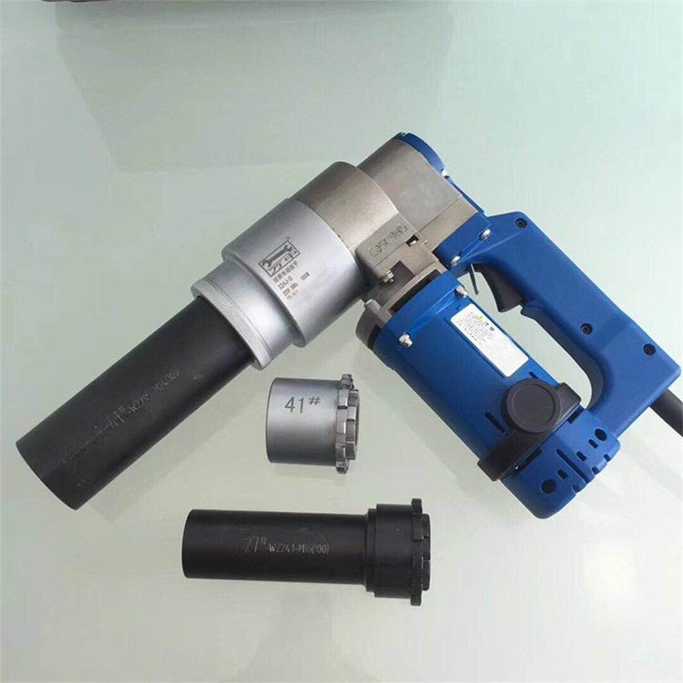 悍博扭剪型电动扳手 扭剪型高强螺栓电动扳手 扭剪螺栓扳手电动扳手示例图6