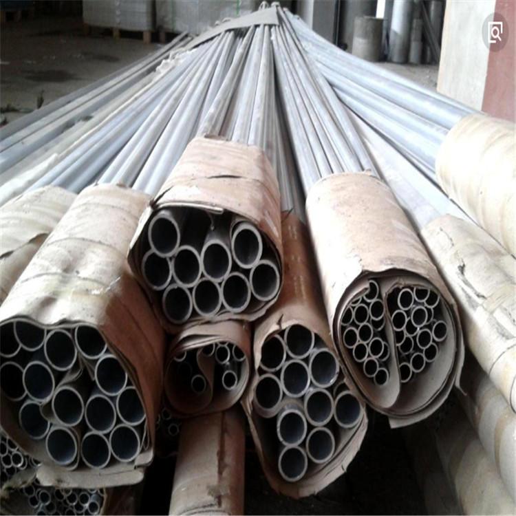 LC-9高精光亮铝管 LC-9高精毛细铝管示例图1