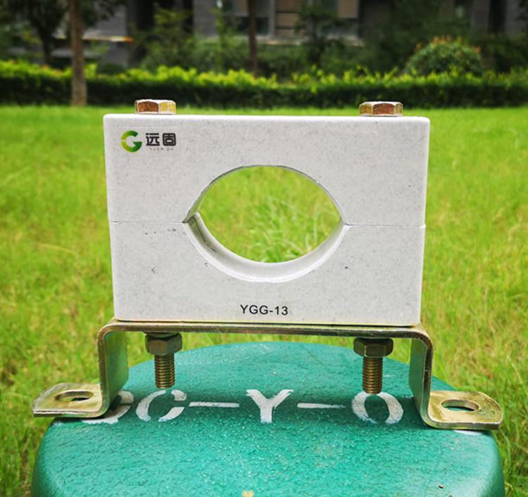 远能YGG电气化铁路高压非磁性电缆夹具生产加工示例图4