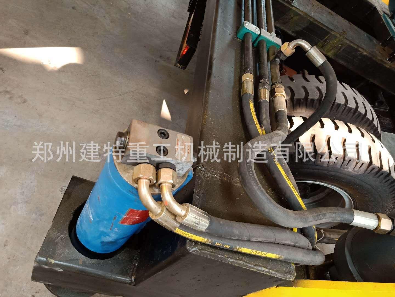 广西地区厂家直销自动上料喷浆车  混凝土喷浆车  喷浆机组示例图15