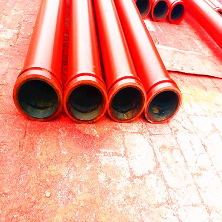盐山泵管厂家推荐 3米泵管 55mn耐磨泵管示例图3