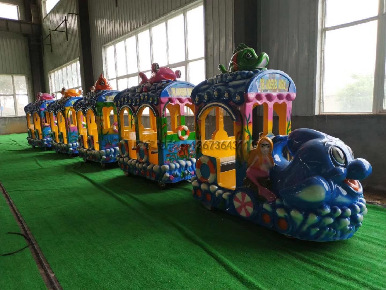 儿童游乐设备桑巴气球 厂家直销 郑州大洋8臂桑巴气球公园游乐示例图32