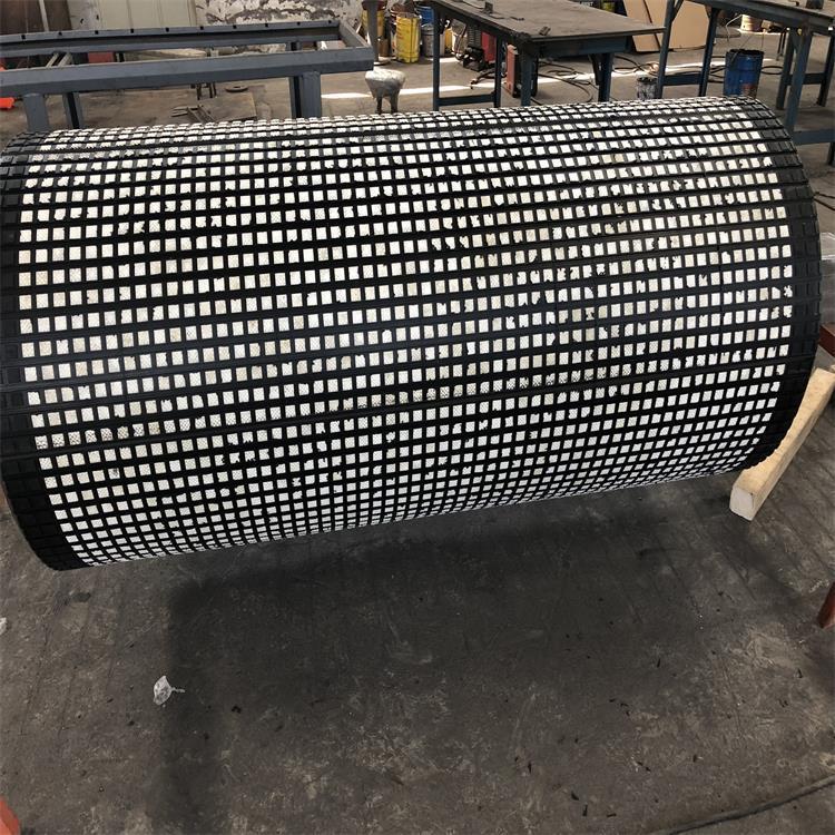 洛阳瑞塔橡胶丨宽500mm带半硫化层陶瓷胶板丨陶瓷包胶现场施工示例图9