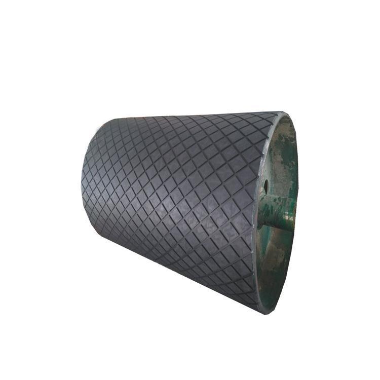 输煤皮带滚筒包胶施工及服务项目1示例图6