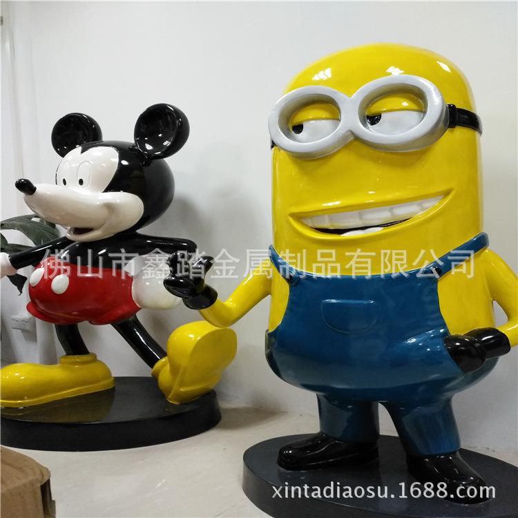贵阳购物中心广场不锈钢雕塑专业生产厂家示例图16