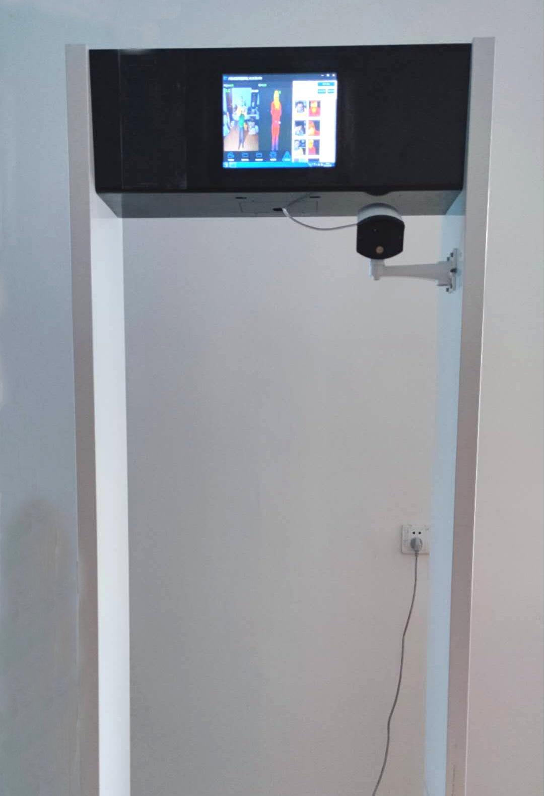 热成像测温仪 LB-107门式热成像测温仪 疫情防控测体温示例图8