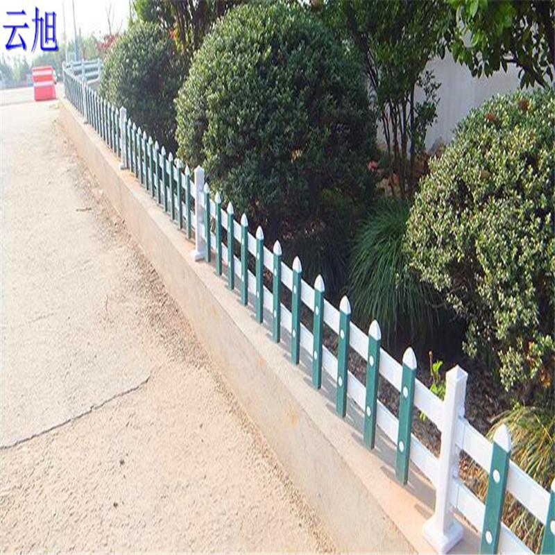 百色塑料护栏生产商直销   云旭塑料护栏生产商直销