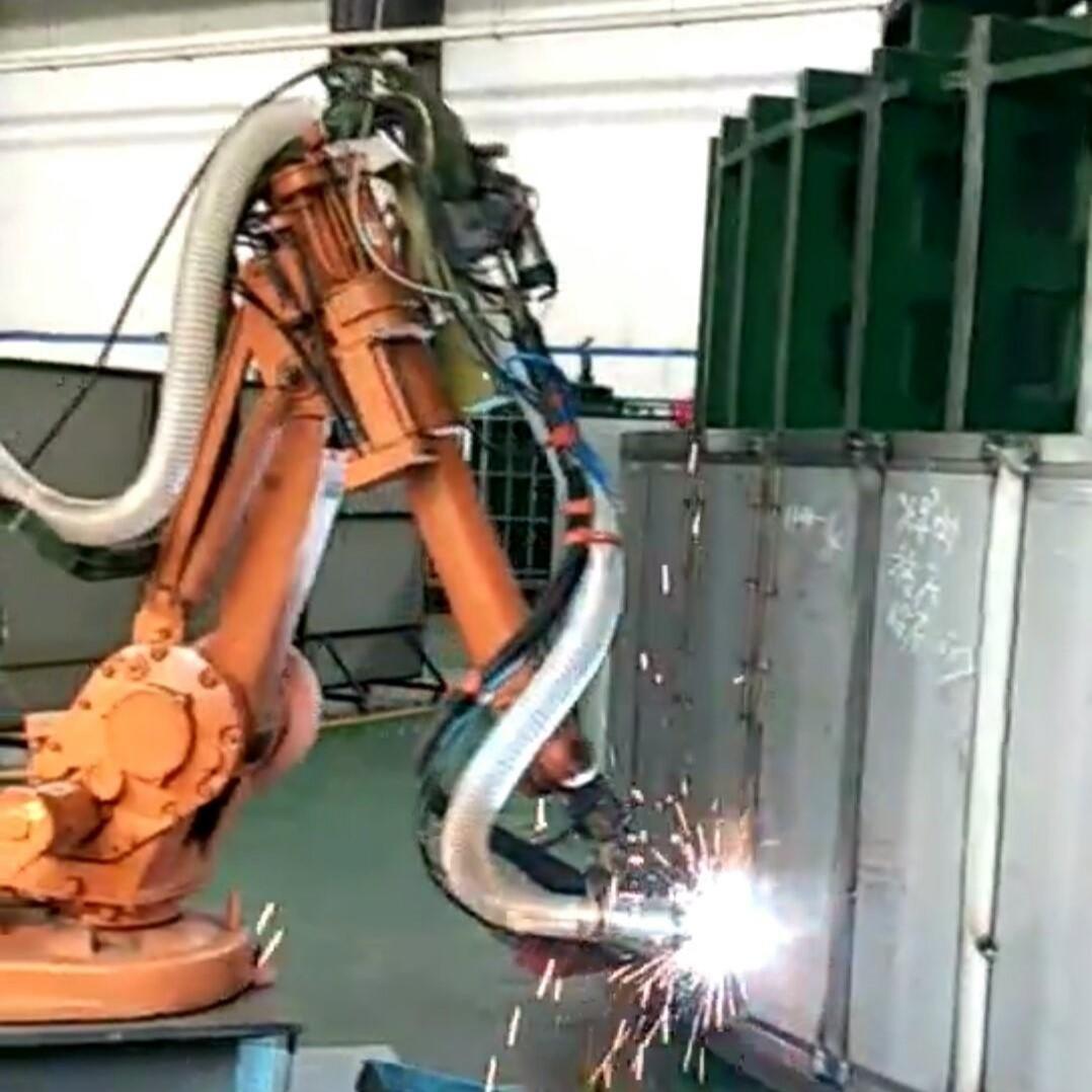 機器人焊煙凈化器   焊煙除塵設備  高負壓除塵   機器人焊接煙塵除塵器