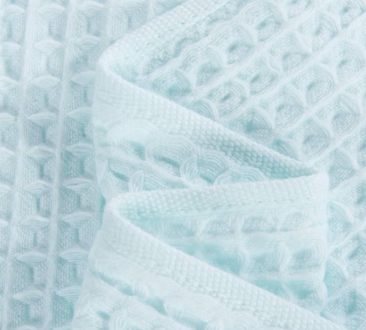 艺特佳家纺冰淇淋纹双人单人加厚全棉毛巾毯空调毯夏被毛毯特价示例图50