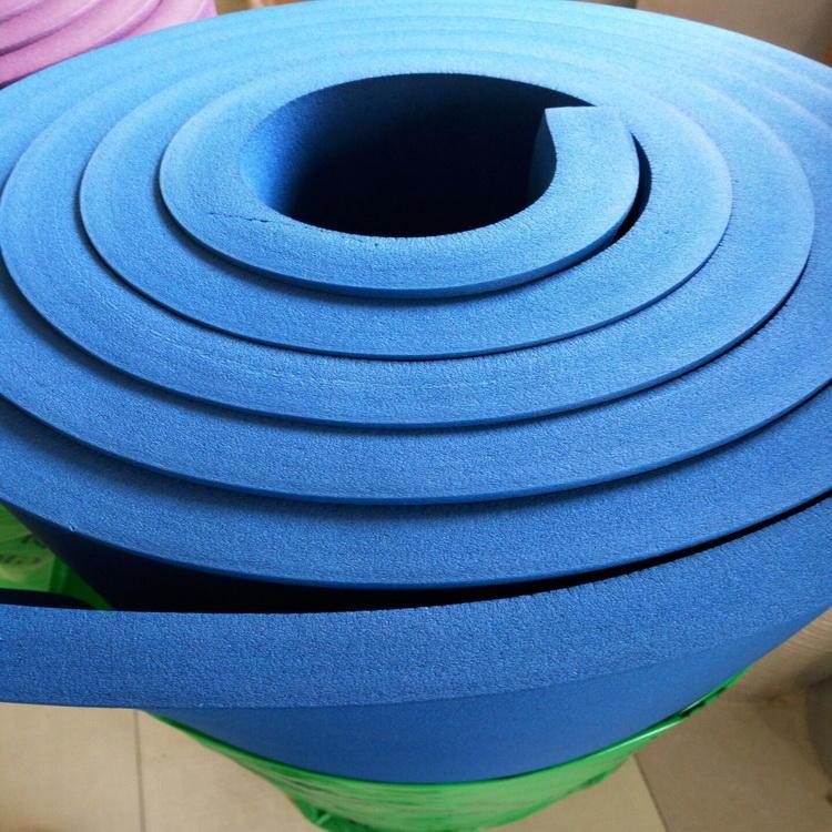 綠都牌B2級彩色復箔橡塑板 裝飾吸音隔音材料