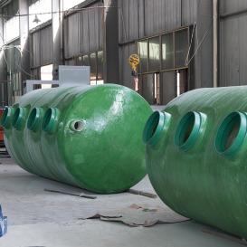 供应玻璃钢储罐 立式容器 玻璃钢大型储罐  玻璃钢化粪池 酸碱储罐