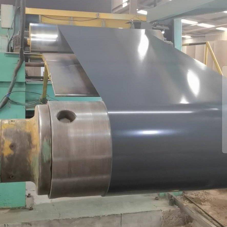 阿克蘇彩鋼卷 印花彩鋼卷 特殊顏色彩鋼卷各種瓦型 正順發廠家