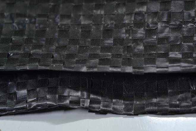碳黑色编织袋批发鱼粉袋65*110专用鱼粉蛇皮袋包装50公斤粉末袋示例图8